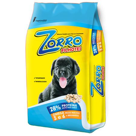 Zorro Filhotes