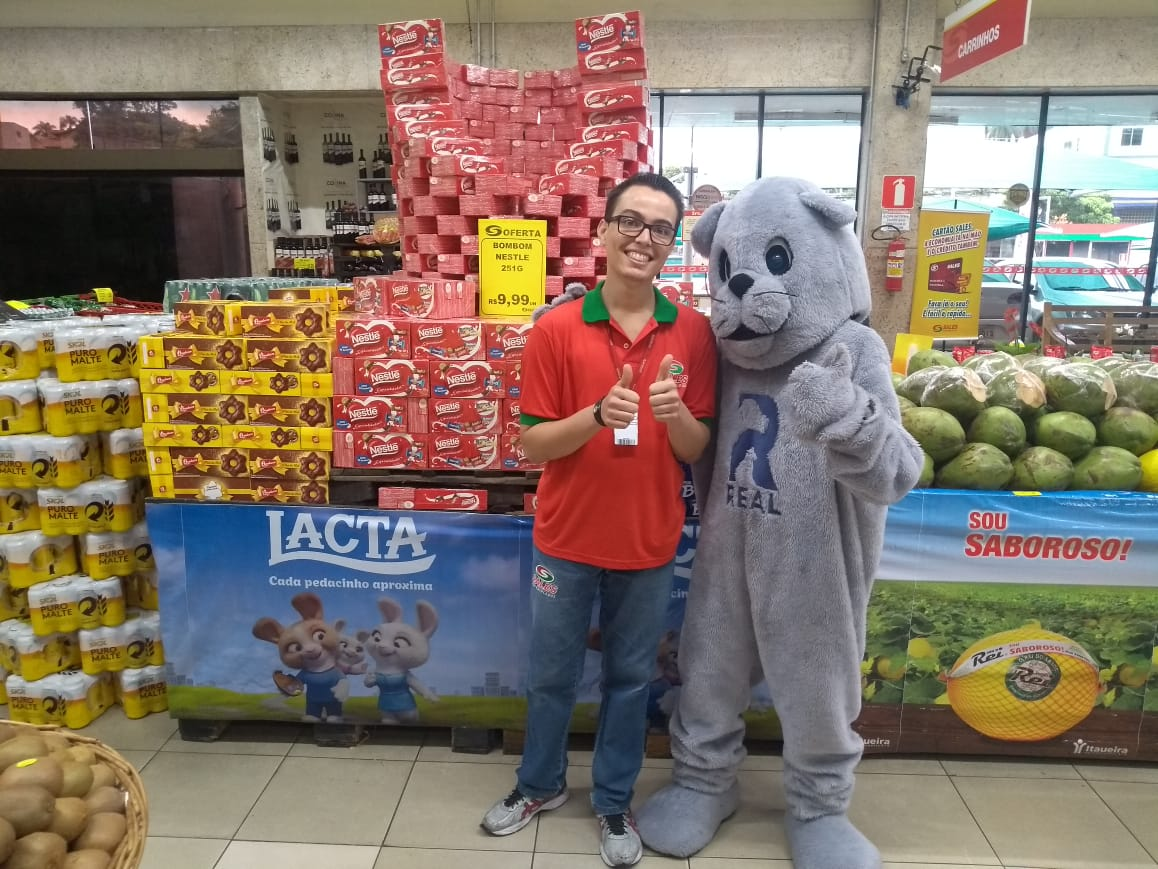 Sales Supermercados - Contagem - MG