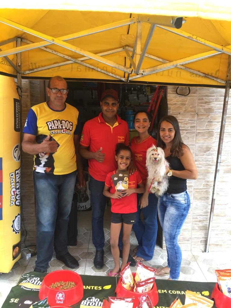 PET CENTER - MESQUITA - MG