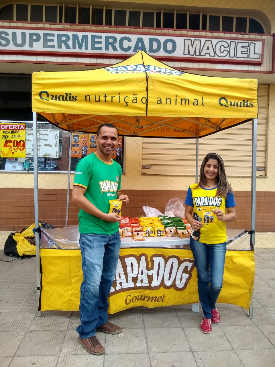 Supermercado Maciel - Montes Claros - MG