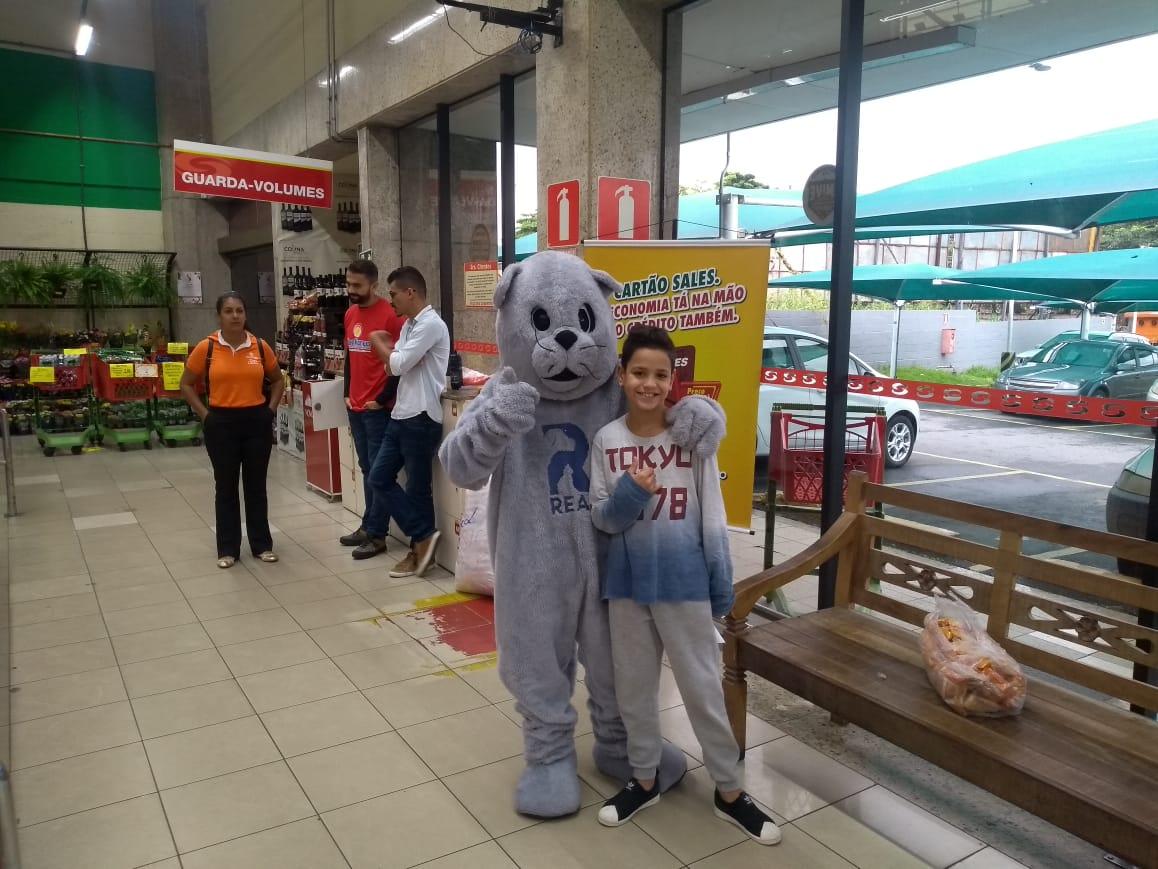 Sales Supermercados - Contagem - MG