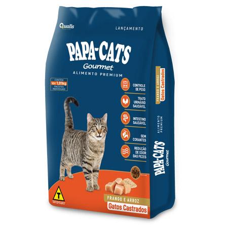 Papa Cats Gourmet Gatos Castrados