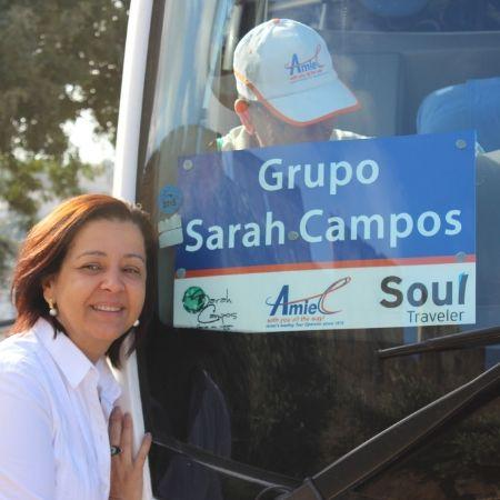 Quem é Sara Campos?