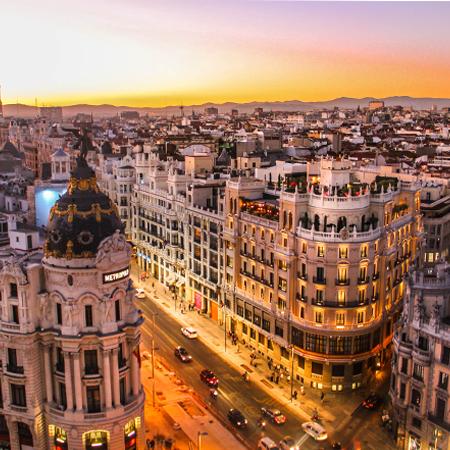 Réveillon Espanha 2022