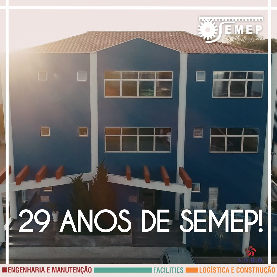 SEMEP COMPLETA 29 ANOS