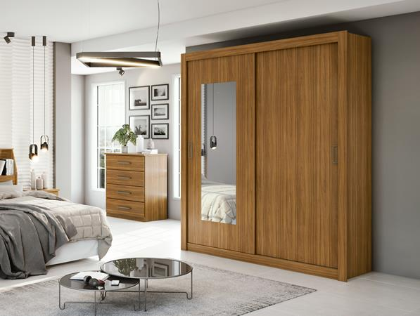 Wardrobe Apoena Plus 2 Doors