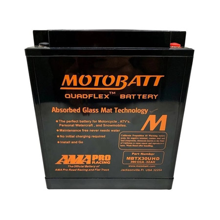 BATERIA MOTOBATT MBTX 30U